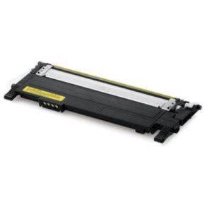 Samsung CLT-Y406 Lasertoner, Gul, kompatibel (1000 sider)