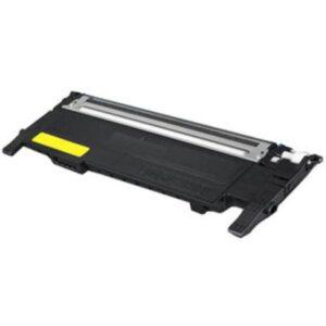 Samsung CLT Y407S Lasertoner, Gul, kompatibel (1000 sider)