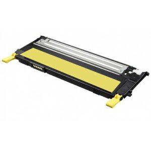 Samsung CLT Y409S Y Lasertoner,Gul, Kompatibel, 1000 sider