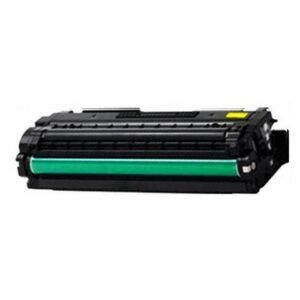 Samsung CLT-Y506 Lasertoner, Yellow, kompatibel (3500 sider)