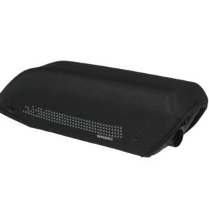 Basil Downtube Battery Cover - Cover til Bosch batteri - Black