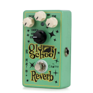 Caline CP-512 Old School Reverb guitarpedal