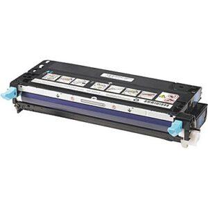 Dell PF029 (3115/3110cn) Lasertoner, Cyan, kompatibel (8000 sider)