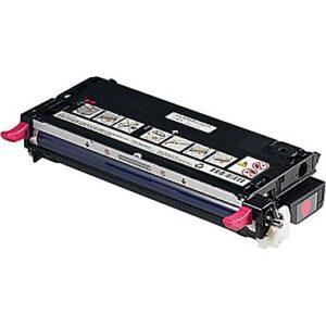 Dell RF013 (3115/3110cn) Lasertoner, Magenta, kompatibel (8000 sider)