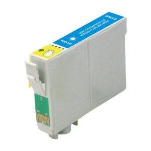 Epson T0442 C blækpatron - Kompatibel - Cyan 18,2 ml