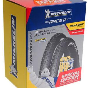 Michelin Wild Race'R MTB Dæk Kit 27.5x2.25 Folding