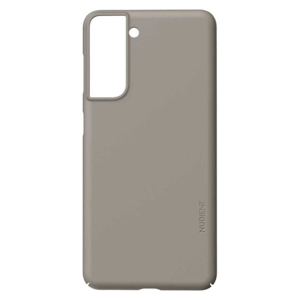 Nudient Thin Precise V3 Samsung Galaxy S21 Cover, Clay Beige