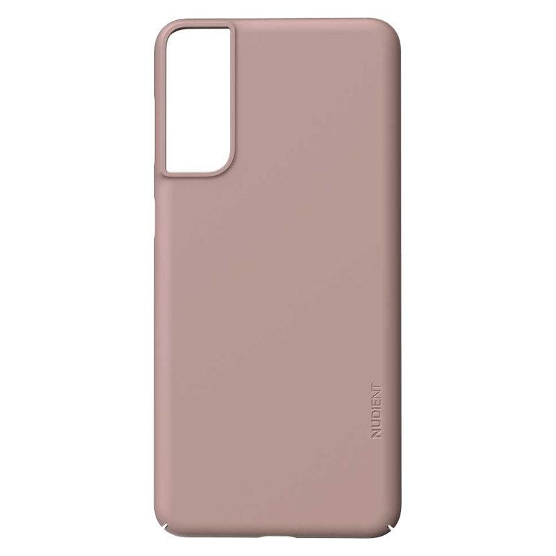 Nudient Thin Precise V3 Samsung Galaxy S21 Cover, Dusty Pink