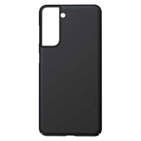 Nudient Thin Precise V3 Samsung Galaxy S21 Cover, Ink Black