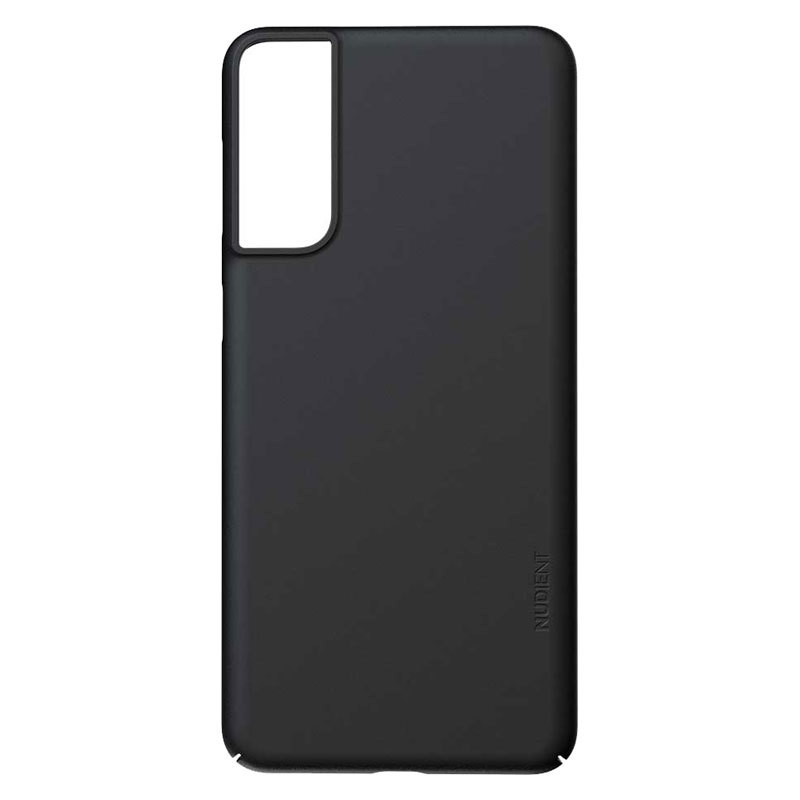 Nudient Thin Precise V3 Samsung Galaxy S21+ Cover, Ink Black