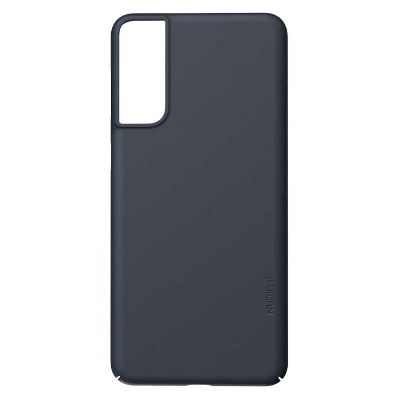 Nudient Thin Precise V3 Samsung Galaxy S21+ Cover, Midwinter Blue