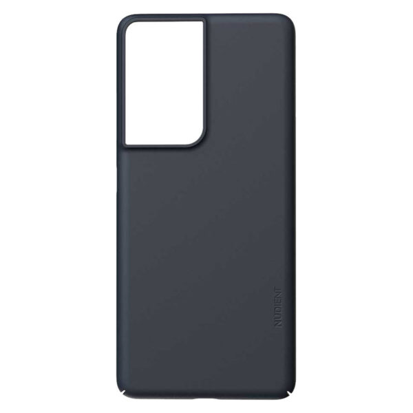 Nudient Thin Precise V3 Samsung Galaxy S21 Ultra Cover, Midwinter Blue