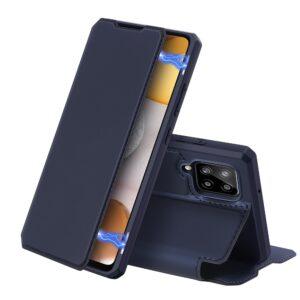 Samsung Galaxy A42 5G - DUX DUCIS Skin X Premium cover - Blå