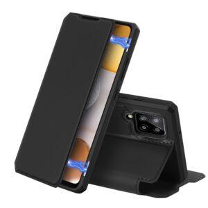 Samsung Galaxy A42 5G - DUX DUCIS Skin X Premium cover - Sort