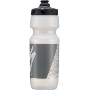 Specialized 710ml Big Mouth Drikkedunk - Transparent/Grå