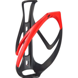 Specialized RIB CAGE II Flaskeholder - Mat/Rød