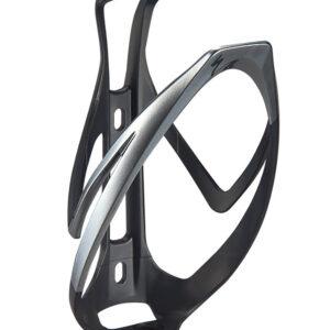 Specialized RIB CAGE II Flaskeholder - Mat/Sølv