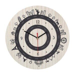 Bloomingville væg ur