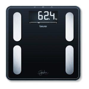 Beurer Signature BF400 Kropsanalysevægt i Sort Glas