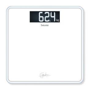 Beurer Signature GS400 Personvægt i Hvid glas