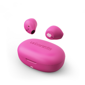 Urbanista Lisbon Blush Pink Headset
