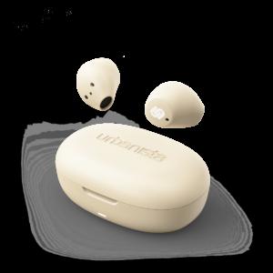 Urbanista Lisbon Vanilla Cream Headset