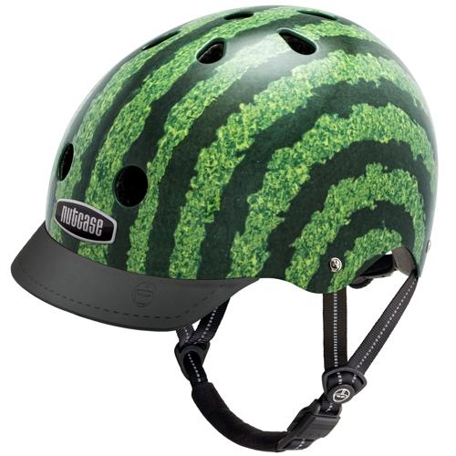 Cykelhjelm Nutcase GEN3 Street Watermelon