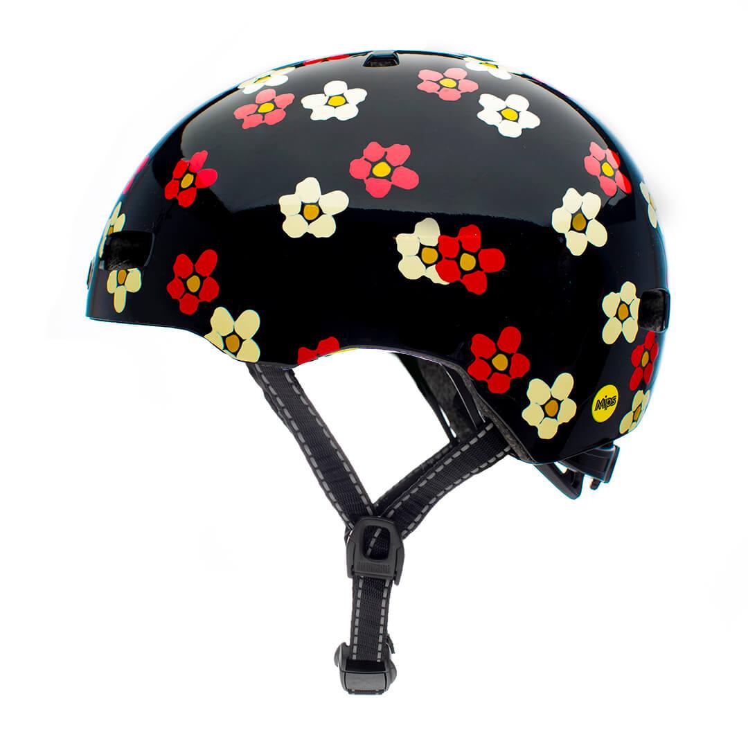 Cykelhjelm Nutcase Street – Fun Flor-All MIPS