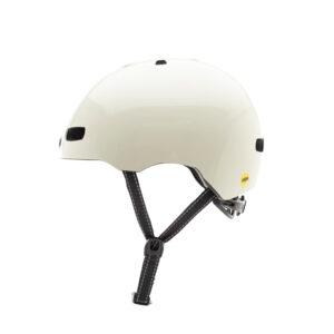 Nutcase - Street MIPS - Cykelhjelm med Skaterlook - Leather Bound Stripe Goss - 60-64 cm