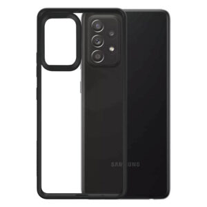 PanzerGlass ClearCase Samsung Galaxy A52 AntiBacterial Cover, Sort
