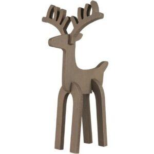 Rensdyr i træ, Rudolf