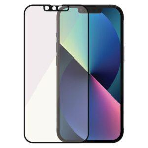 PanzerGlass iPhone 13/13 Pro Anti-Bluelight Skærmbeskyttelse, Sort Kant