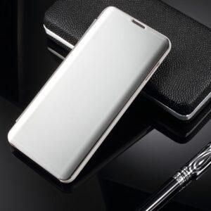 Samsung Galaxy S10 - Mirror View Window cover - Sølv